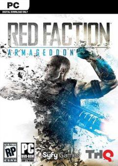 Red Faction Armageddon PC (EU)
