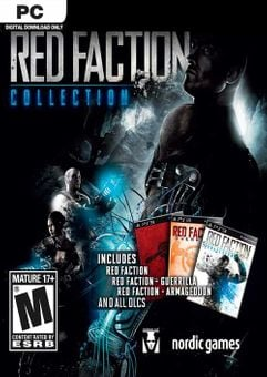 Red Faction Complete Collection PC (EN)