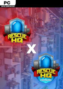 Rescue HQ  - Coastguard Bundle PC