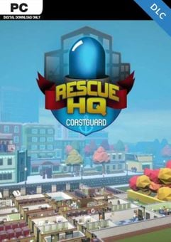 Rescue HQ - Coastguard PC - DLC