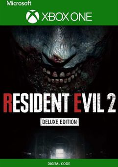 RESIDENT EVIL 2 Deluxe Edition Xbox One (UK)