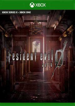 Resident Evil 0 Xbox One (UK)