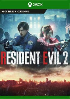 Resident Evil 2 Xbox One (EU)