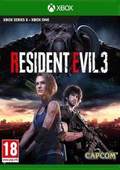 Resident Evil 3 Xbox One (EU)