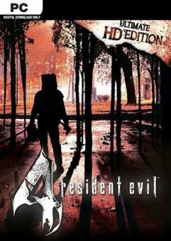 Resident Evil 4 Ultimate HD Edition PC (EU)