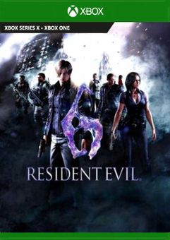 Resident Evil 6 Xbox One (UK)