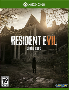 Resident Evil 7 - Biohazard Xbox One