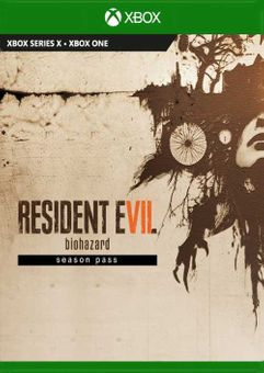 Resident Evil 7 Biohazard Season Pass Xbox One (UK)