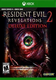 Resident Evil Revelations 2 Deluxe Edition Xbox One (UK)