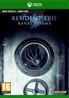Resident Evil Revelations Xbox One (UK)