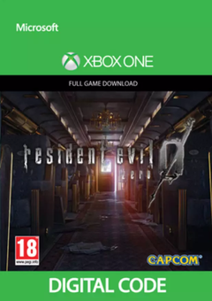 Resident Evil 0 Xbox One