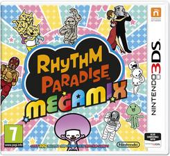 Rhythm Paradise Megamix 3DS - Game Code