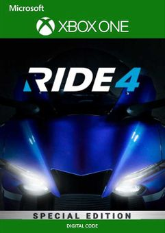 Ride 4 Special Edition Xbox One (UK)