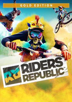 Riders Republic Gold Edition Xbox One & Xbox Series X|S (UK)