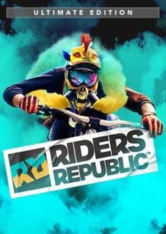 Riders Republic Ultimate Edition Xbox One & Xbox Series X|S (UK)