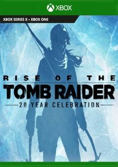 Rise Of The Tomb Raider: 20 Year Celebration Xbox One