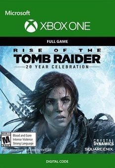 Rise of the Tomb Raider: 20 Year Celebration Xbox One (EU)