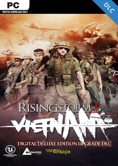 Rising Storm 2: Vietnam - Digital Deluxe Edition Upgrade PC - DLC