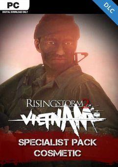 Rising Storm 2: Vietnam - Specialist Pack Cosmetic PC - DLC