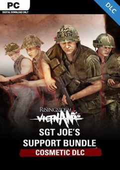 Rising Storm 2 Vietnam - Sgt Joes Support Bundle PC - DLC