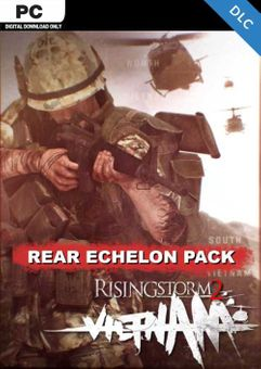 Rising Storm 2 Vietnam Rear Echelon Cosmetic PC - DLC