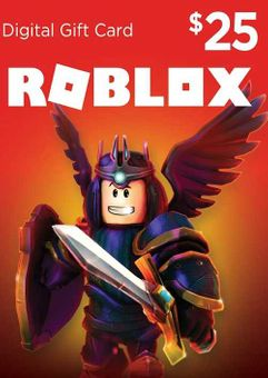 Roblox 25 USD Gift Card