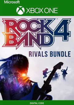 Rock Band 4 Rivals Bundle Xbox One (UK)