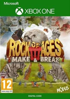 Rock of Ages 3: Make & Break Xbox One (US)