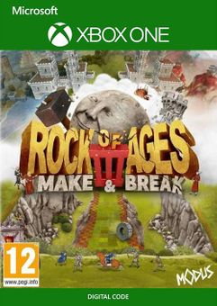 Rock of Ages 3: Make & Break Xbox One (EU)