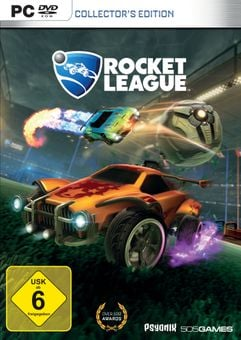 Rocket League Collectors Edition PC