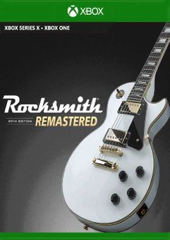 Rocksmith 2014 Edition Remastered Xbox One (UK)