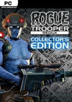 Rogue Trooper Redux Collectors Edition PC