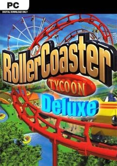 RollerCoaster Tycoon Deluxe PC