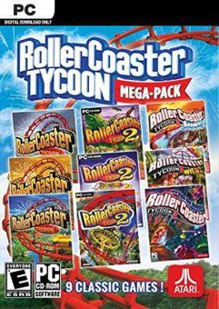 RollerCoaster Tycoon Mega Pack PC (EU)