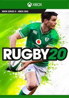 Rugby 20 Xbox One (UK)