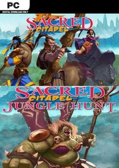 Sacred Citadel PC + Jungle Hunt DLC