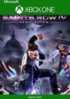 Saints Row IV Re-Elected Xbox One (EU)