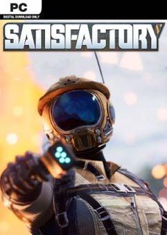 Satisfactory PC