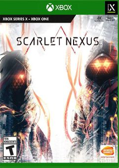 Scarlet Nexus Xbox One Xbox Series XS (WW)
