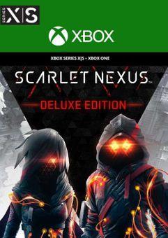 Scarlet Nexus Deluxe Edition Xbox One/Xbox Series X|S (WW)