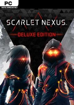 Scarlet Nexus Deluxe PC
