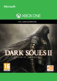 Dark Souls II 2: Scholar of the First Sin Xbox One