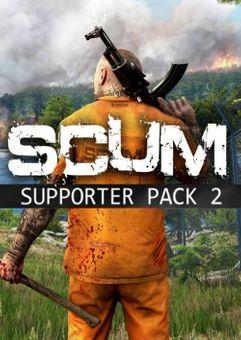 SCUM Supporter Pack 2 PC - DLC