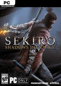 Sekiro: Shadows Die Twice PC (US)