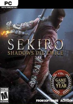 Sekiro: Shadows Die Twice - GOTY Edition PC (EU)