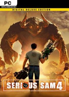 Serious Sam 4 Deluxe Edition PC