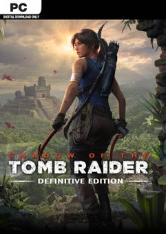 Shadow of the Tomb Raider -  Definitive Edition PC