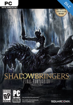 Final Fantasy XIV 14 Shadowbringers PC