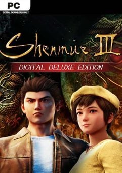 Shenmue III Deluxe Edition PC (Steam)