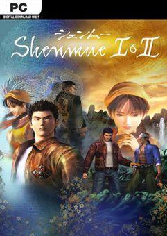 Shenmue I & II PC (EU)